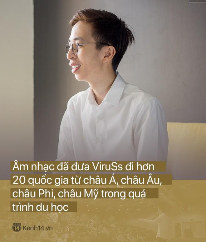 ViruSs: Cái đầu toan tính và tham vọng của thiếu gia nhạc viện trưởng thành từ đổ vỡ và tổn thương - Ảnh 4.