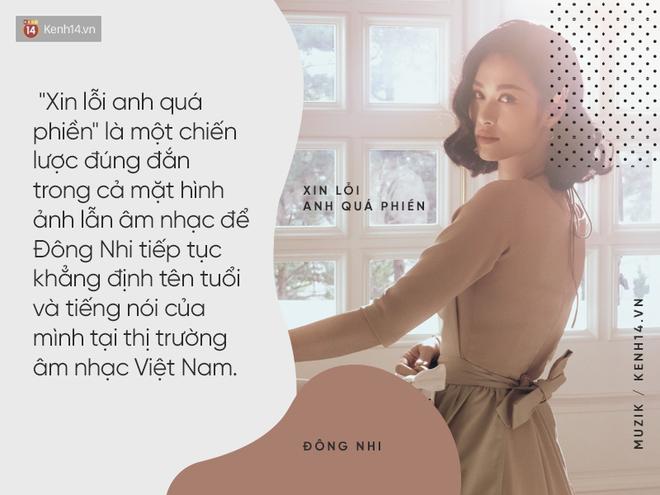 Đông Nhi và MV Xin lỗi anh quá phiền: Phát súng mang thông điệp nữ quyền ấn tượng mở màn cho album 10 năm - Ảnh 2.
