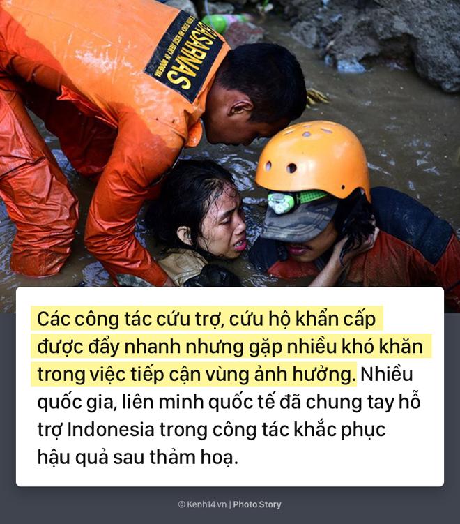 Indonesia: Toàn cảnh thảm họa kép động đất sóng thần tàn phá Indonesia - ảnh 5