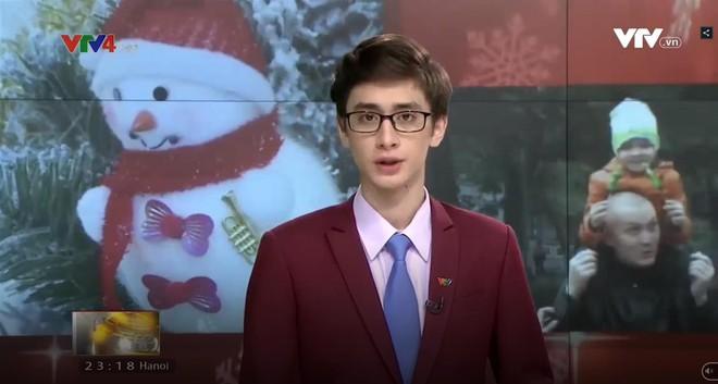 MC VTV người Nga Daniel Shulyndin đẹp như nam thần bất ngờ về nước