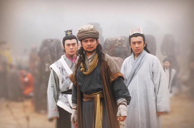 Ngắm nghía gia tài tác phẩm đồ sộ được chuyển thể thành phim của nhà văn Kim Dung - Ảnh 10.