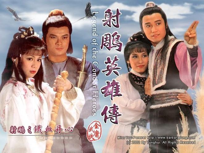 Kim Dung - Gia tài tác phẩm đồ sộ được chuyển thể thành phim