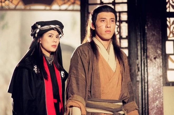 Ngắm nghía gia tài tác phẩm đồ sộ được chuyển thể thành phim của nhà văn Kim Dung - Ảnh 3.