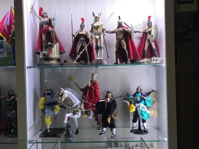 Xuất hiện bộ sưu tập mini figure khổng lồ với hơn 200 nhân vật, trị giá hơn 1 tỷ đồng của thanh niên Việt - Ảnh 7.
