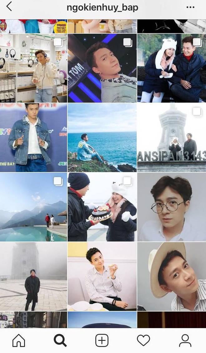 Khổng Tú Quỳnh Ngô Kiến Huy hành động khiến fan yên tâm trước tin chia tay - ảnh 2