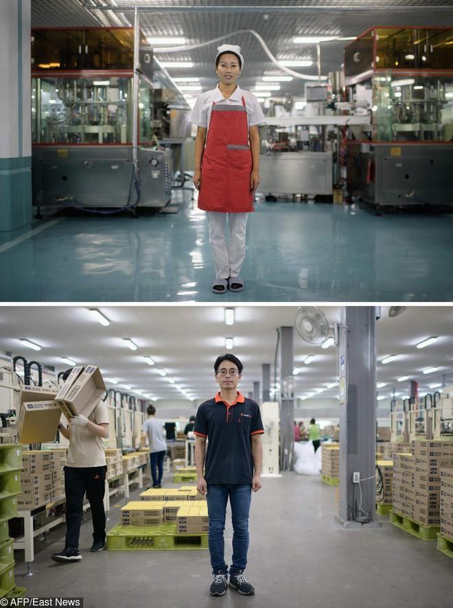 Cùng 1 kiểu ảnh, nhiếp ảnh gia này quyết định đến chụp ở cả Triều Tiên lẫn Hàn Quốc - kết quả thật đáng kinh ngạc - Ảnh 23.