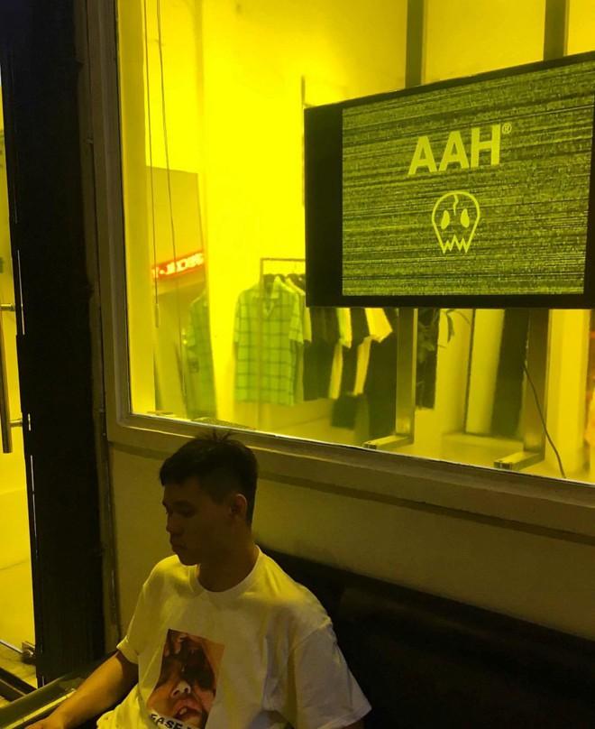 Ngoài quán cà phê, giới trẻ Việt Nam giờ còn ùn ùn đến các shop quần áo để chụp ảnh - Ảnh 3.