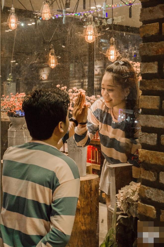 Cặp đôi làm đám cưới sau 30 ngày hẹn hò: Câu thử lòng vu vơ và lần đứng chờ đến 3h sáng - Ảnh 5.