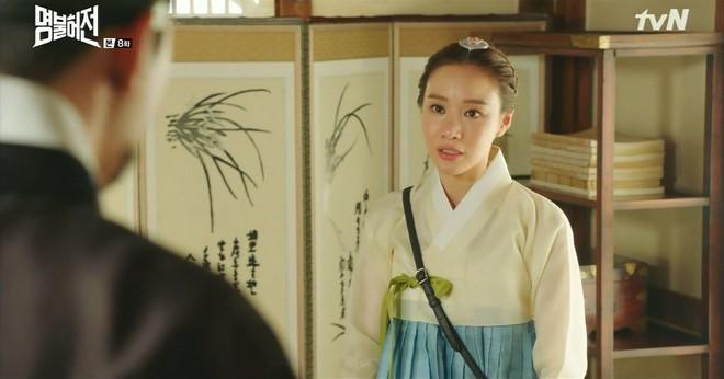 12 sao Hàn ngày thường thì đẹp lồng lộng, nhưng đóng phim cổ trang là lại thấy... sai sai - Ảnh 4.