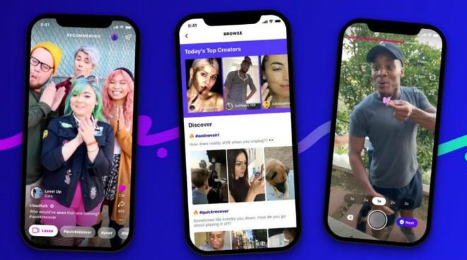 Ứng dụng tạo clip Lasso: Đứa con mới của Facebook nhưng nhìn cứ hao hao ông hàng xóm Tik Tok? - Ảnh 3.