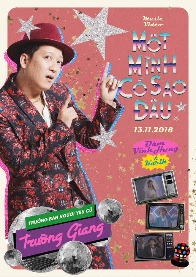 Đàm Vĩnh Hưng mời NSƯT Thành Lộc cùng dàn sao Vbiz đình đám tham gia MV mới với concept thập niên 70 - Ảnh 3.