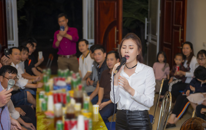 After the success of Quỳnh Búp Bé, Phuong Oanh admirers are welcome Home - Photo 5.