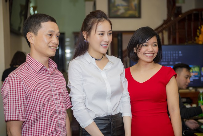 After the success of Quỳnh Búp Bé, Phuong Oanh admired the fans of Coming Home - photo 4.