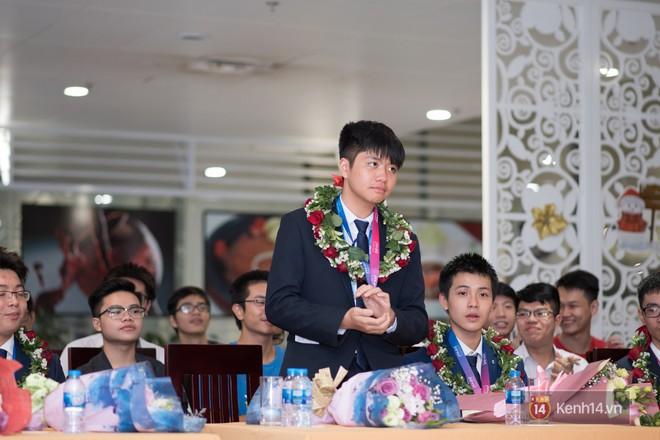 Trần Xuân Tùng đạt HCV ngành Thiên văn đầu tiên ở Việt Nam