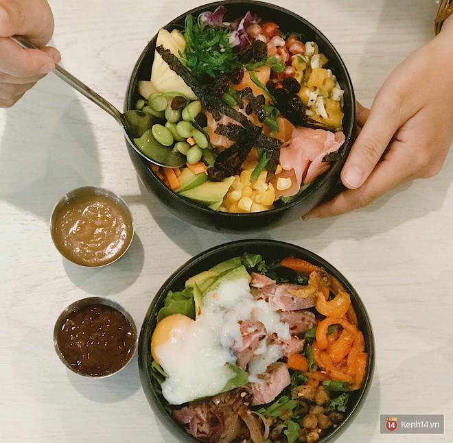Sài Gòn có những món đếm mãi không hết những loại topping ăn kèm - Ảnh 4.