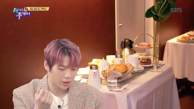 Wanna One kể về trải nghiệm rùng rợn tại khách sạn gần nghĩa trang nhưng Kang Daniel lại gây cười vì... - Ảnh 5.