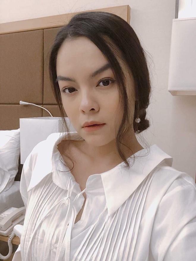 """Ai cũng mê cặp lông mày """"xếch ngược lên"""" của Phạm Quỳnh Anh, nhưng sự thật mà cô tiết lộ sau đó mới bất ngờ - Ảnh 3."""
