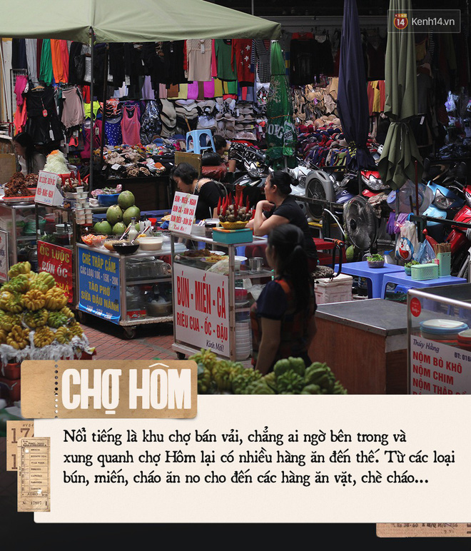 Bên trong khu chợ khét tiếng của Hà Nội là cả một thiên đường ăn uống từ món ăn vặt đến ăn no - Ảnh 3.