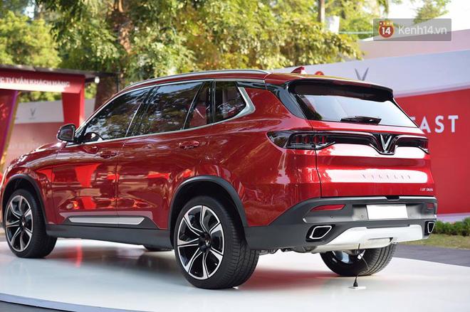 Giá xe VinFast: Xe ô tô VinFast Fadil có giá 336 triệu đồng