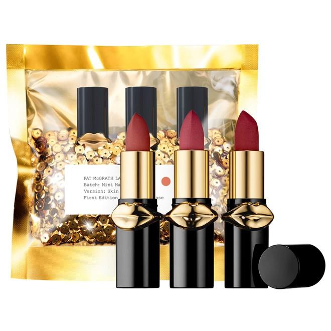 Pat Mcgrath Lab Lust Mini MatteTrance Lipstick Trio – 25$ (khoảng 585.00 VNĐ )