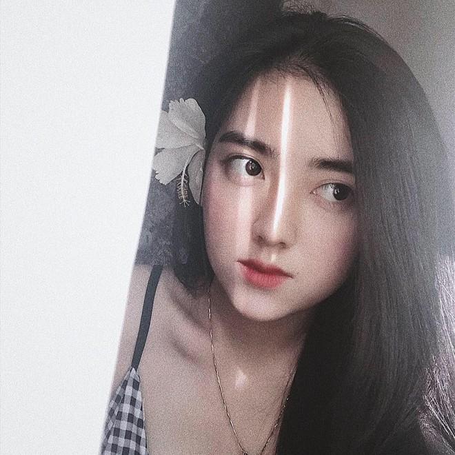 """Bạn gái tin đồn của Hà Đức Chinh: Mặt xinh nhÆ° hot girl, vóc dáng nóng bỏng """"đốt mắt"""" - Ảnh 3."""