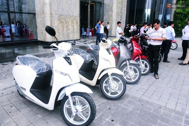 Lễ ra mắt xe VinFast tại Sài Gòn