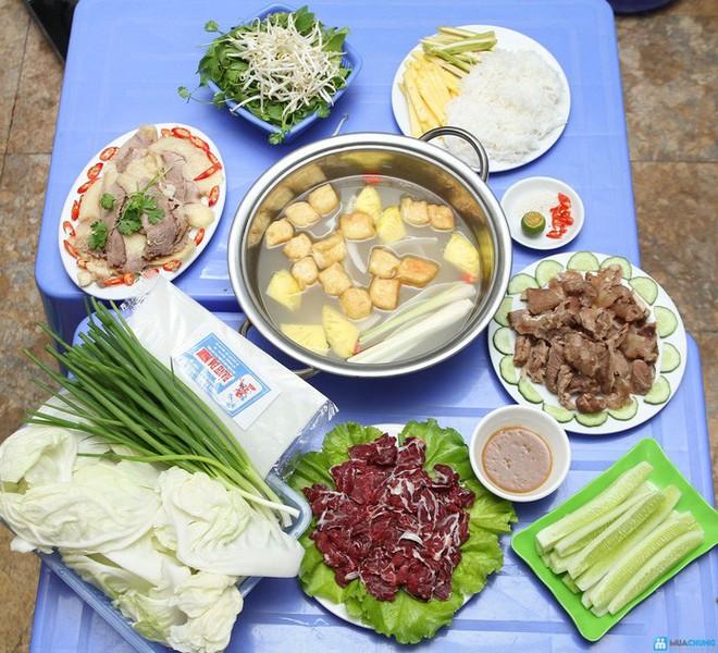 Những lúc chả biết ăn gì ở Hà Nội thì hãy nghĩ ngay đến 5 món bò dễ chiều lòng người sau đây - Ảnh 1.