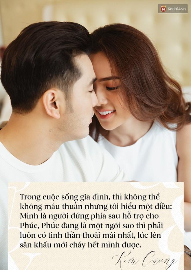 Ưng Hoàng Phúc - Kim Cương: Câu chuyện đẹp về cuộc hôn nhân 6 năm, vượt rào cản con chung, con riêng đến đám cưới - Ảnh 5.