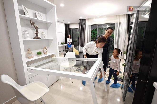 Gần 2.000 người tham quan nhà mẫu VinCity – căn chung cư mơ ước của dân công sở lương 15 triệu/tháng