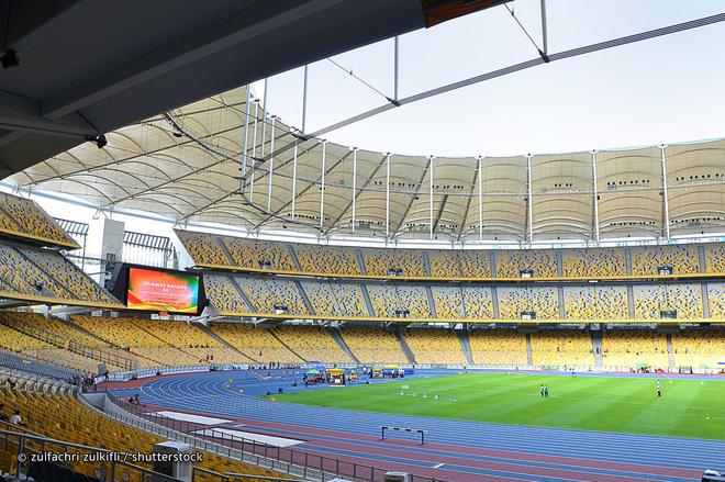 Chiêm ngưỡng 12 sân vận động ở 9 quốc gia tổ chức vòng bảng AFF Cup 2018 - Ảnh 3.