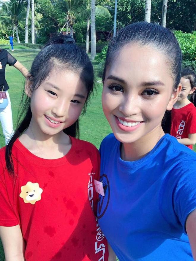 Khoẻ khoắn tham gia Người đẹp thể thao, Tiểu Vy vẫn vụt mất tấm vé vàng vào thẳng chung kết Miss World - Ảnh 3.
