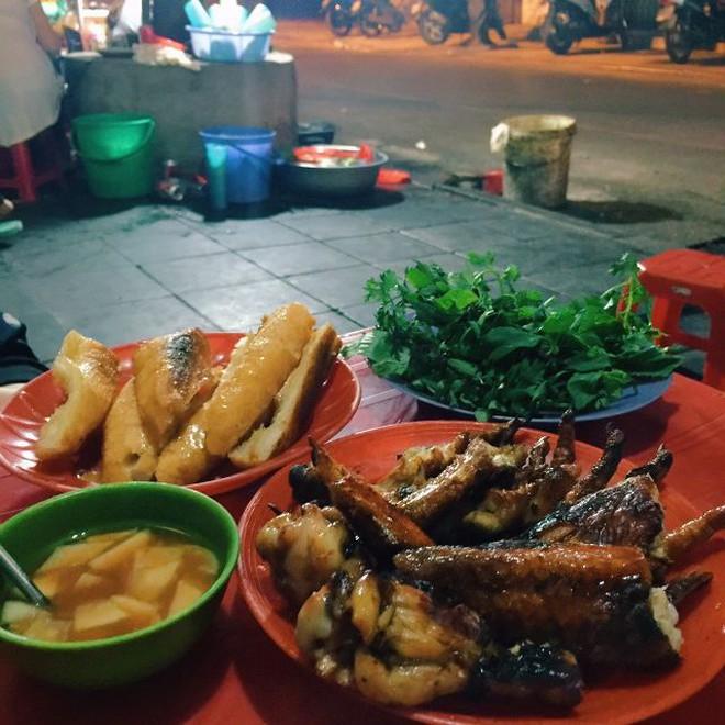 Địa điểm ăn chân gà ngon nhất Hà Nội - ảnh
