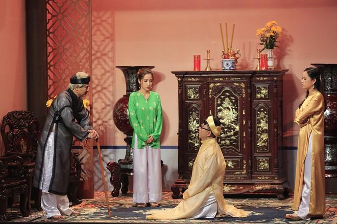 Yaya Trương Nhi tát Trường Giang trên sân khấu Ơn giời - Ảnh 6.