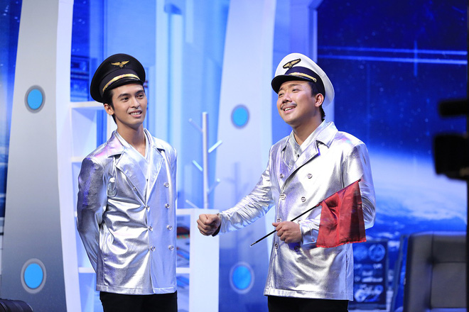 Yaya Trương Nhi tát Trường Giang trên sân khấu Ơn giời - Ảnh 5.