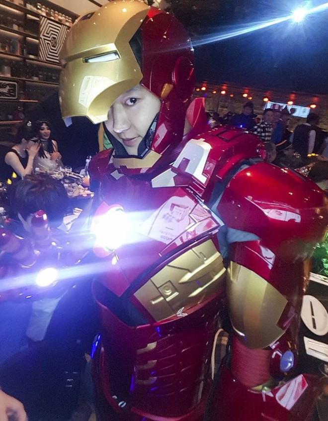 Chanyeol (EXO) thật sự không có duyên với hình tượng Deadpool và đây là lý do! - Ảnh 3.
