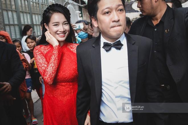 Nhã Phương đang mang thai được Nguyễn Trần Trung Quân tiết lộ