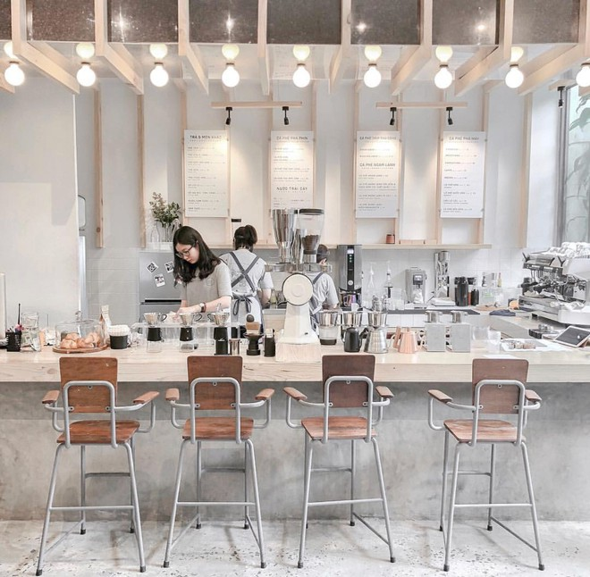 3 quán cà phê theo phong cách industrial tại Sài Gòn: Vừa lên hình đẹp, vừa có nhiều món nước ngon rất đáng thử! - Ảnh 19.