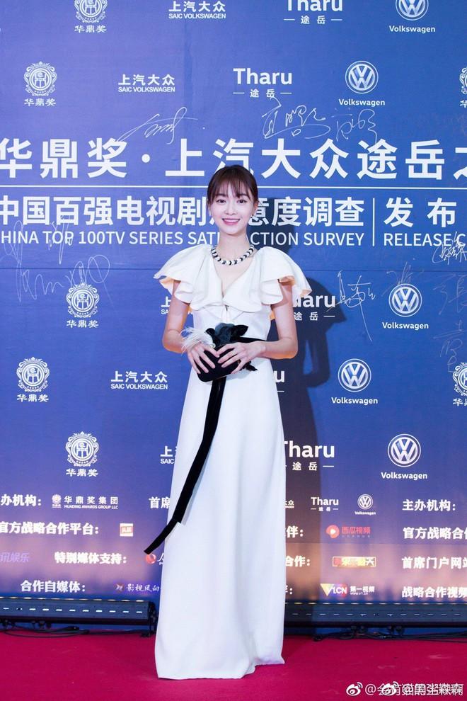Hoa Đỉnh 2018: Ngô Cẩn Ngôn giật giải Nữ diễn viên truyền hình xuất sắc mảng cổ trang - Ảnh 4.