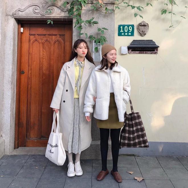 Cặp bạn thân Trung - Hàn xinh đẹp, diện đồ ton sur ton nhìn phát mê trên Instagram - Ảnh 6.