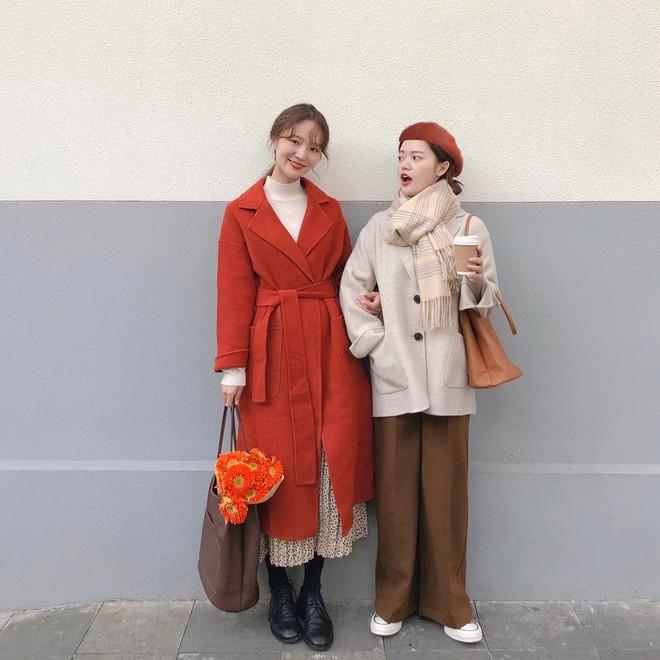 Cặp bạn thân Trung - Hàn xinh đẹp, diện đồ ton sur ton nhìn phát mê trên Instagram - Ảnh 9.