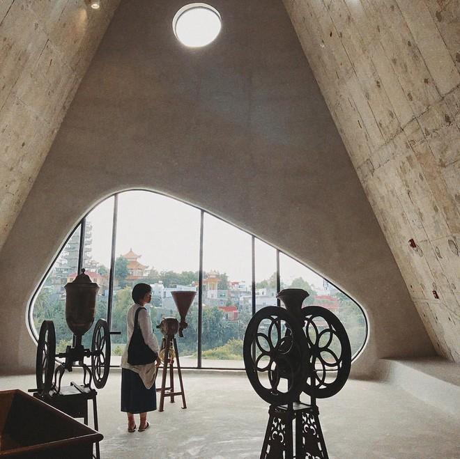 Bảo tàng cà phê mới toanh ở Buôn Ma Thuột đang là địa điểm check-in phủ sóng Instagram! - Ảnh 1.