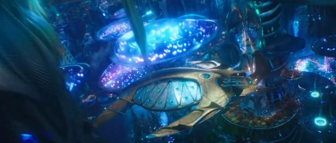 Không nghi ngờ gì nữa, Aquaman chính là bom tấn xuất sắc nhất DC thời điểm hiện tại! - Ảnh 2.