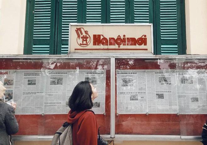địa điểm chụp ảnh chất tại Hà Nội