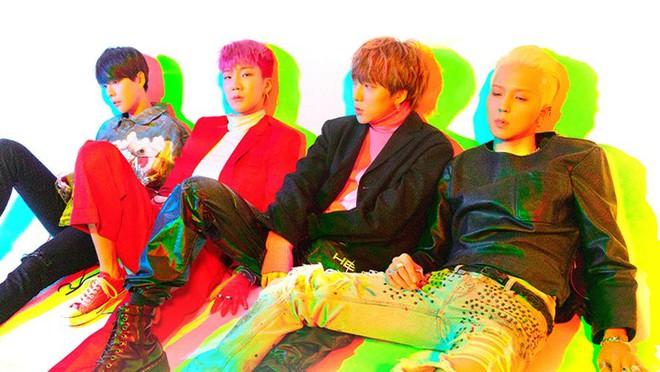 WINNER tự tin gây bão với sản phẩm âm nhạc mới, Mino tuyên bố nếu đạt cúp sẽ hôn đồng đội - Ảnh 1.