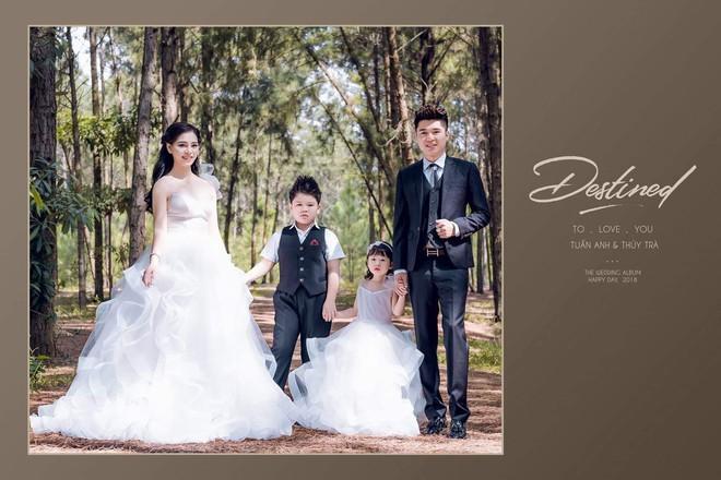 Siêu đám cưới 4 tỷ đồng ở Thái Nguyên: 13 năm bên nhau và niềm hạnh phúc sau bao sóng gió của cô dâu - Ảnh 8.