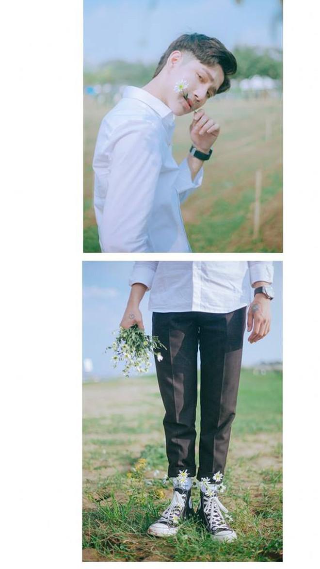 """Trai đẹp được truy tìm info sau bộ ảnh với cúc hoạ mi: """"Mẫu người yêu của mình là hot girl Mẫn Tiên"""" - Ảnh 9."""