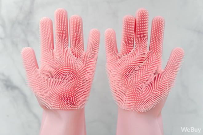 Bỏ 160.000 đồng mua đôi găng tay chuyên dụng rửa bát đầy gai, có đáng hay không? - Ảnh 4.