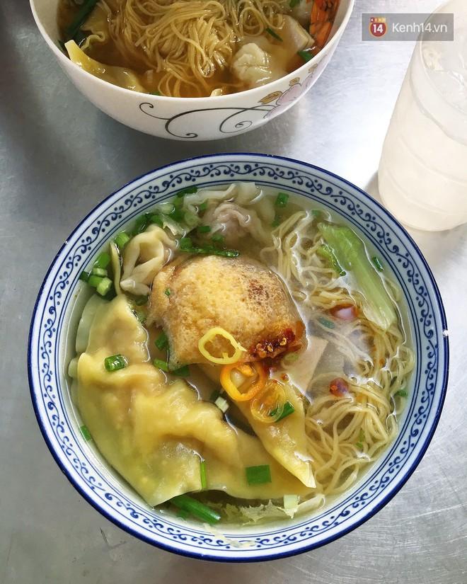 Ngoài đường Hà Tôn Quyền thì vẫn có những địa chỉ bán sủi cảo ngon có tiếng khác để bạn thưởng thức ở Sài Gòn - Ảnh 1.