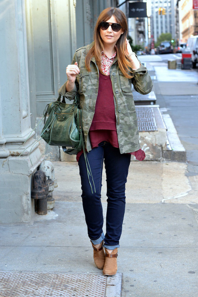 """Hãy tránh kiểu diện quần jeans + boots thấp cổ này nếu các nàng không muốn vóc dáng bị dìm """"tơi tả"""" - Ảnh 2."""