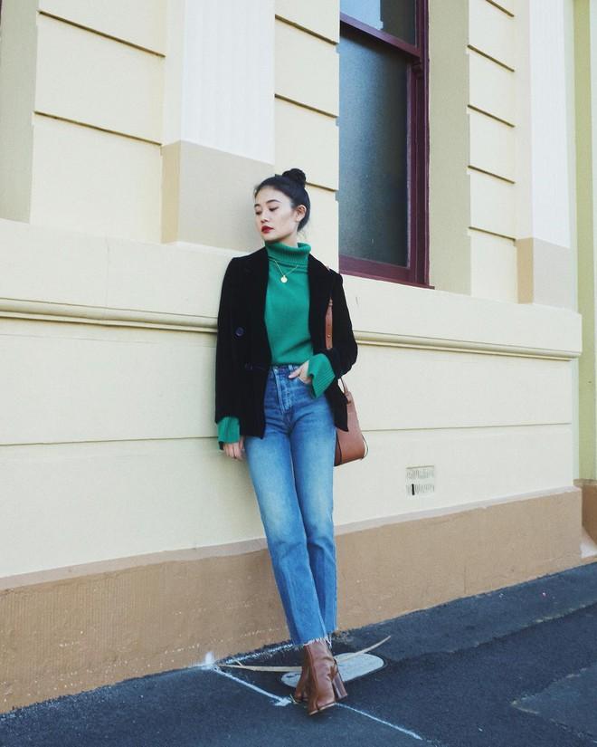 """Hãy tránh kiểu diện quần jeans + boots thấp cổ này nếu các nàng không muốn vóc dáng bị dìm """"tơi tả"""" - Ảnh 3."""